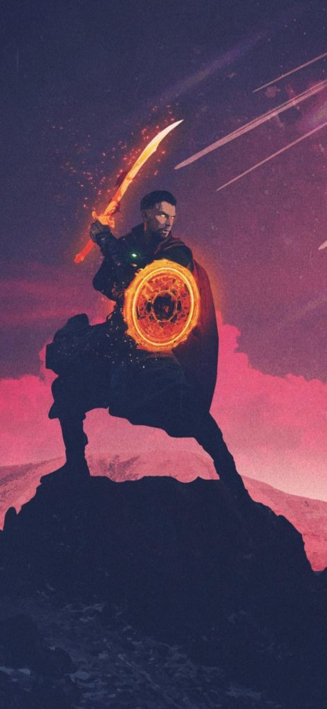 Doctor Strange Iphone Wallpaper