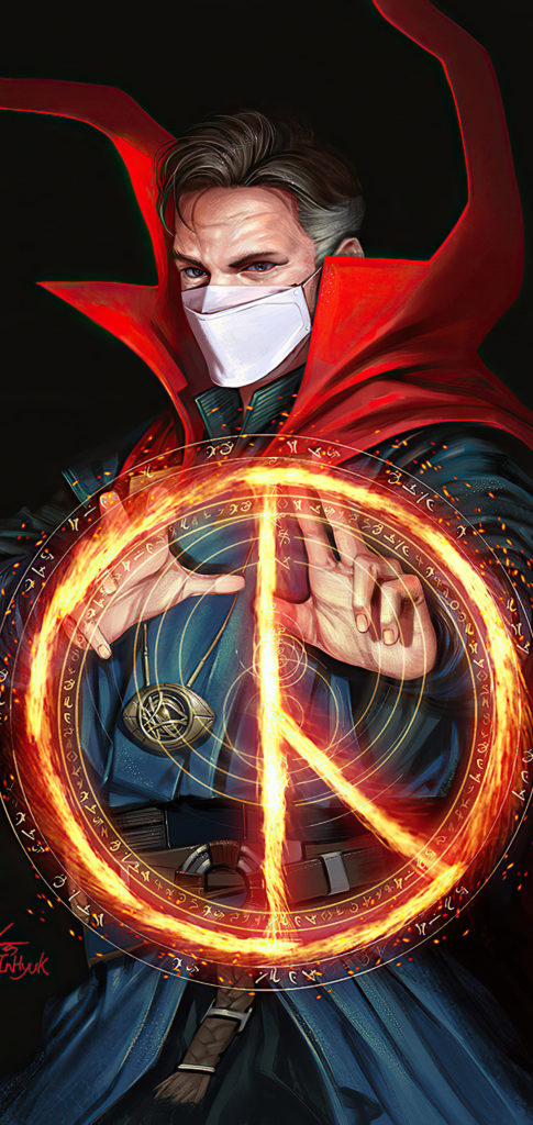 Dr Strange Wallpaper 4k