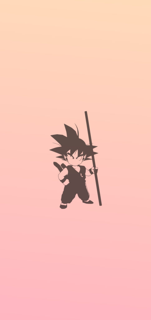 Goku Wallapper For Iphone 8