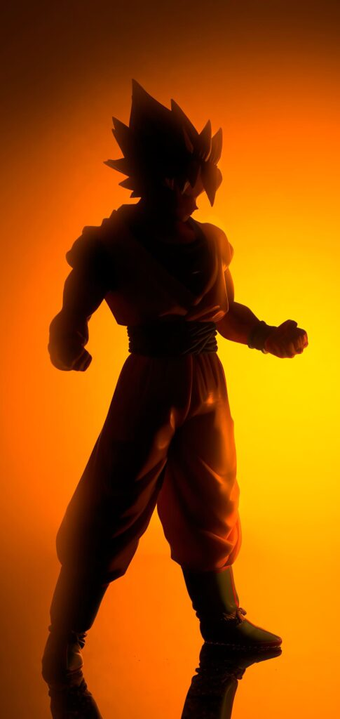 Goku Wallpaper For Iphone 12