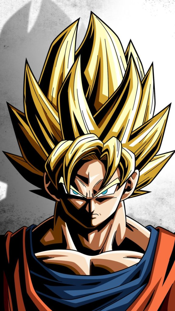 Goku Background For Mobile