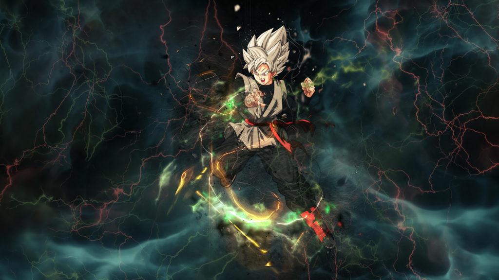 Goku Imac Wallpaper