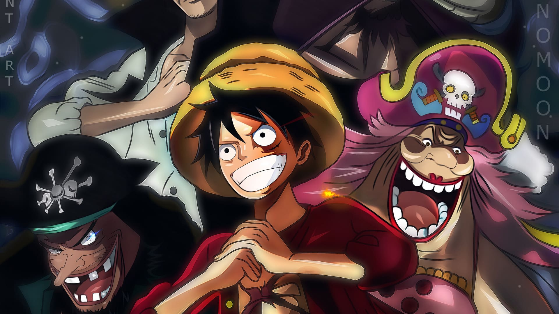 One Piece Wallpapers Top 4k One Piece Backgrounds 95 Hd
