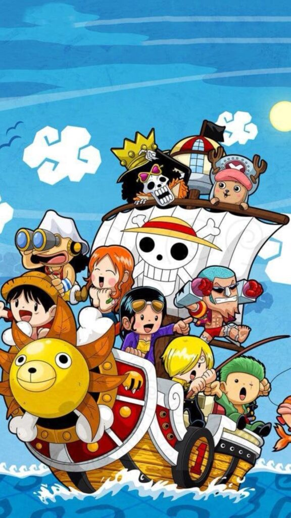 one piece wallpaper for iphone