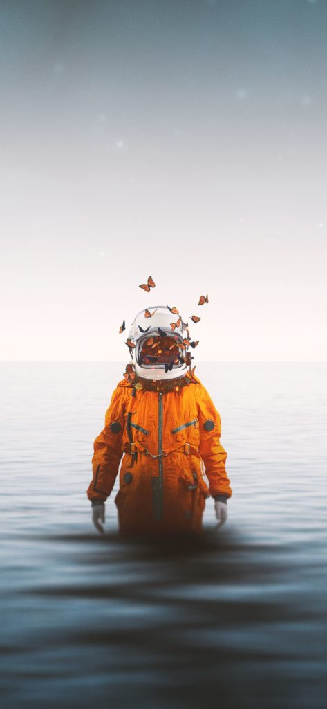 Wallpaper Of Astronaut