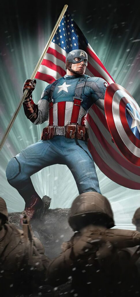 Wallpapers Of Captain America