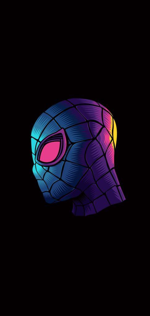 Black Spiderman Wallpaper Iphone