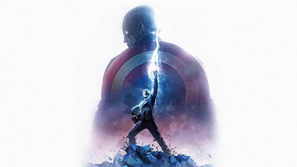 Captain America Pc Background
