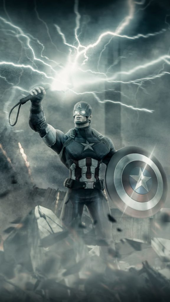 Captain America Wallpaper 2020