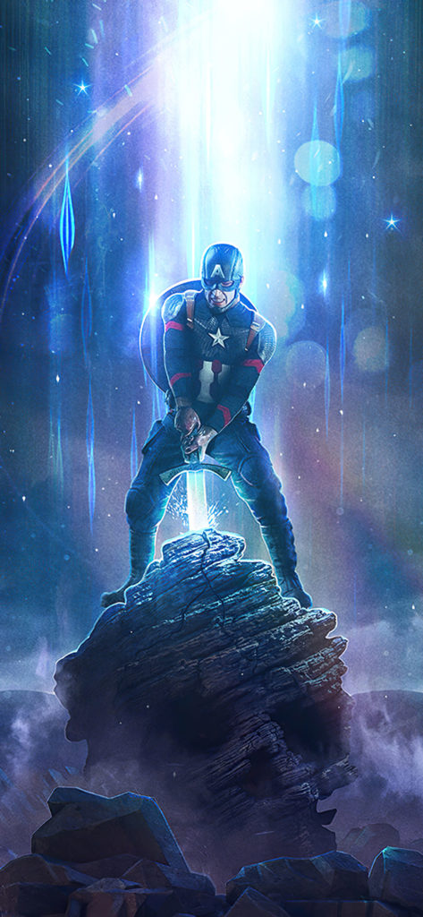 Captain America Wallpaper Android