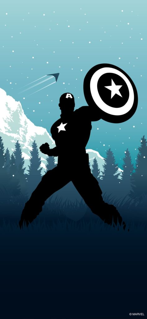 Captain America Wallpaper Iphone 8