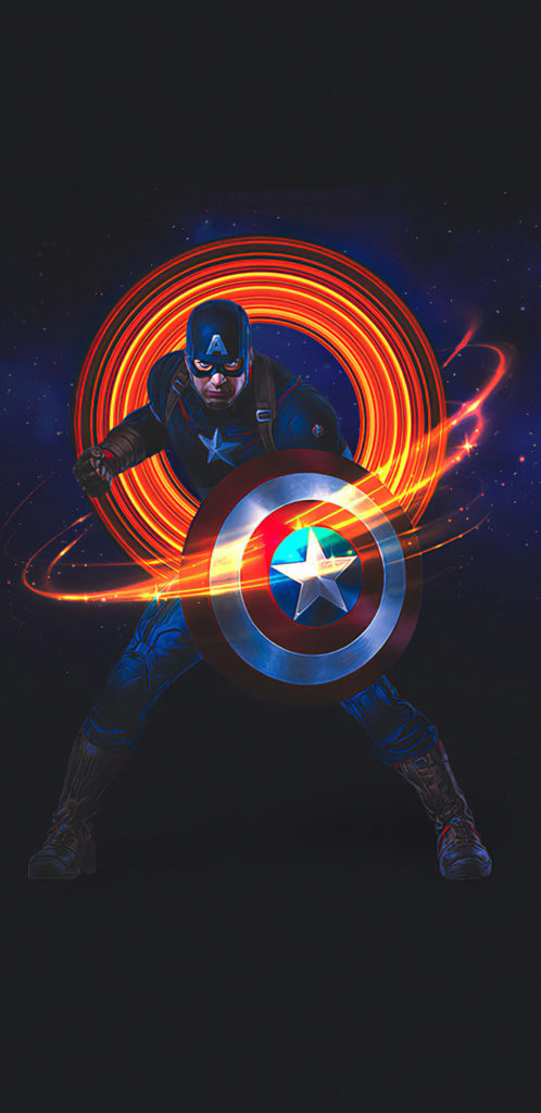 Captain America Wallpaper Iphone Xr