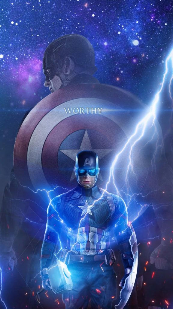 Captain America Cool Wallpaper