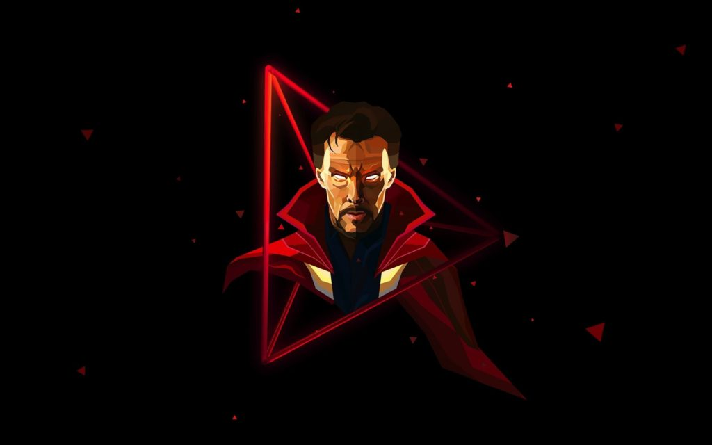 Doctor Strange Mac Wallpaper