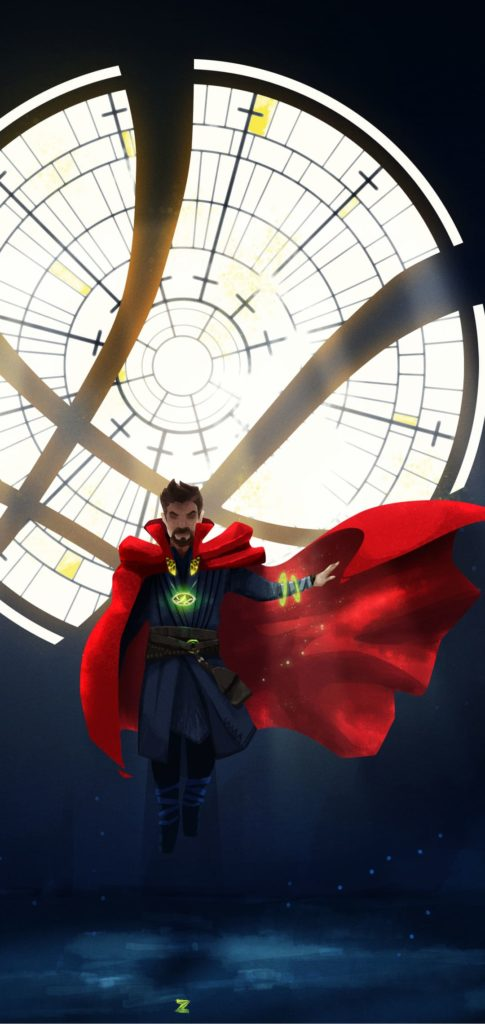 Doctor Strange Animated Wallpaper
