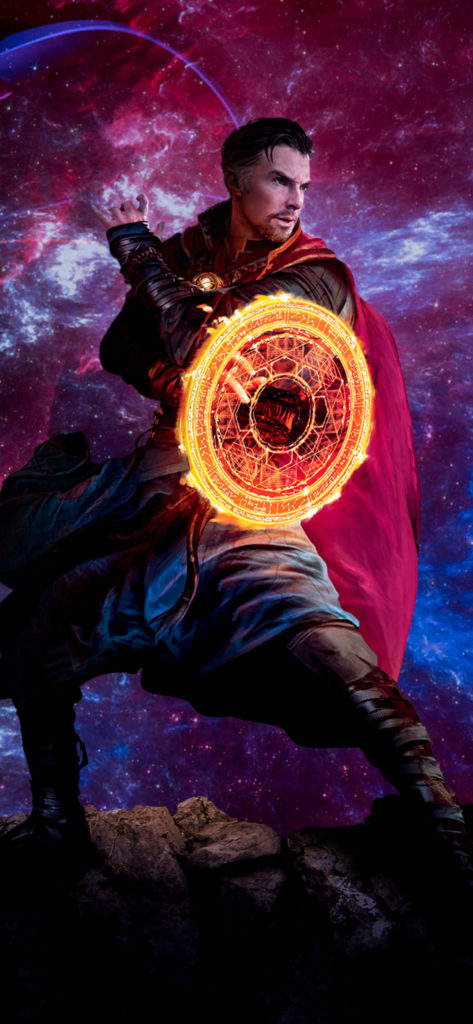 Doctor Strange Iphone X Wallpaper