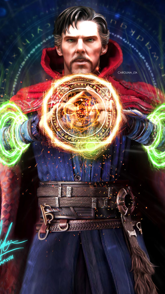 Doctor Strange Top Wallpaper