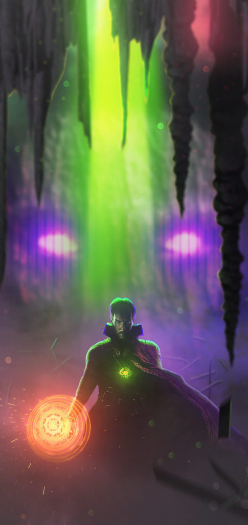 Doctor Strange Wallpaper 4k