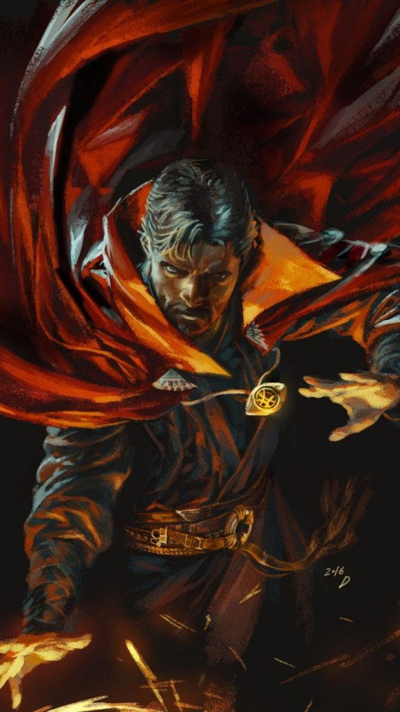 Doctor Strange Wallpaper Comic