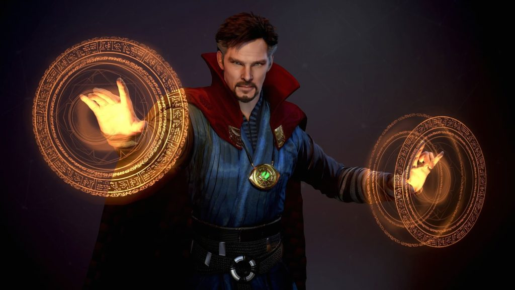 Doctor Strange Wallpaper Download For Pc