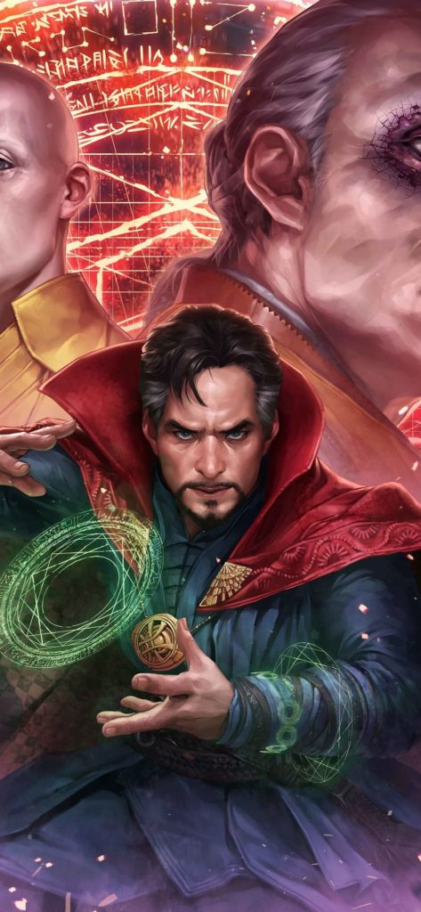 Doctor Strange Wallpaper For Mobile