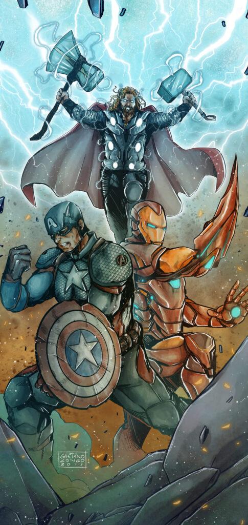 Iron man Wallpapers 2021