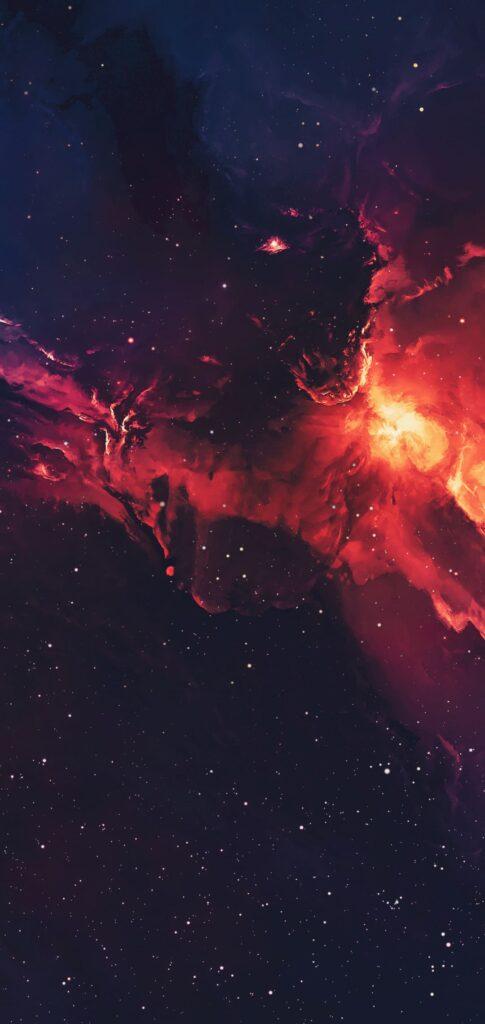 4k Galaxy Wallpaper