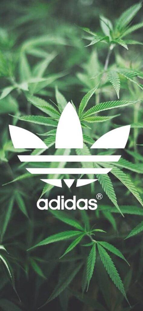 Adidas Background Phone