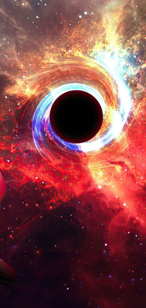 Black Hole Background 2020
