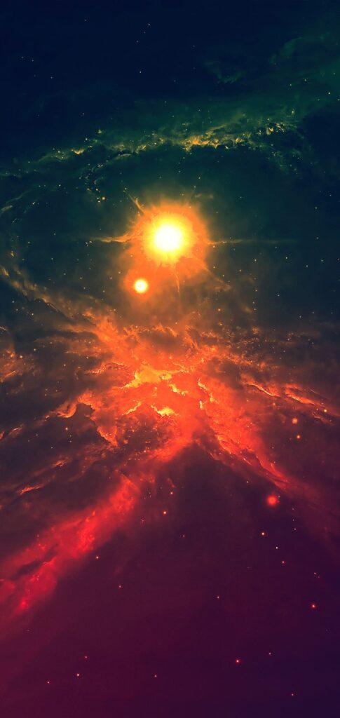 Black Hole Background 4k