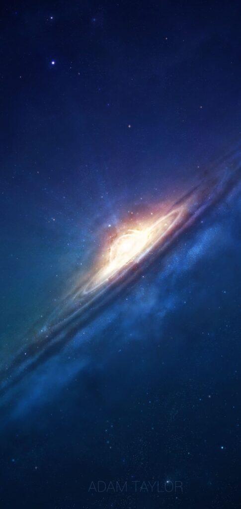 Black Hole Photo 4k