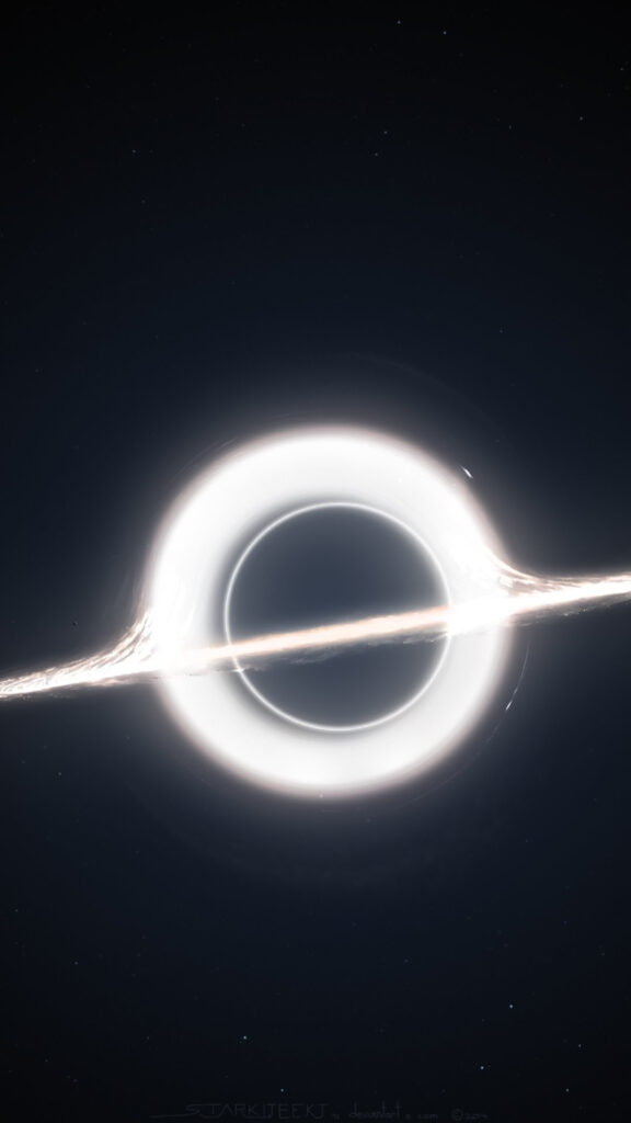 black hole pictures 2021