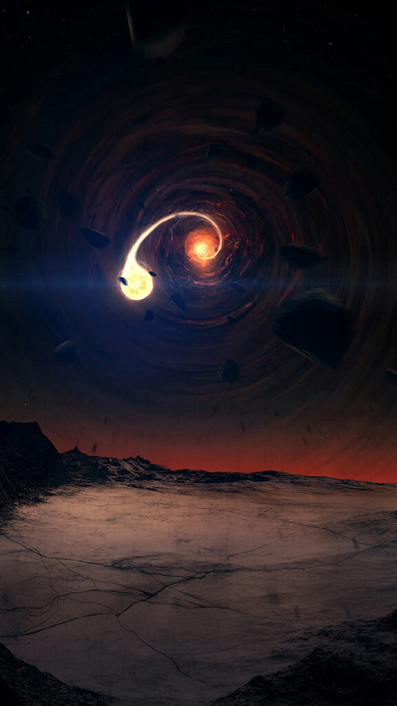 black hole wallpapers 4k
