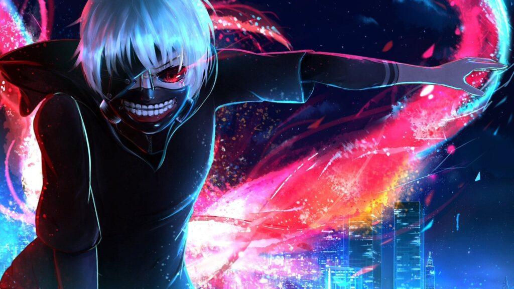 Desktop Wallpaper For Tokyo Ghoul