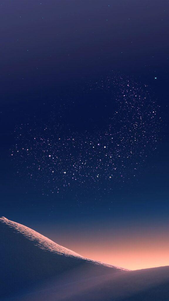 galaxy background 4k