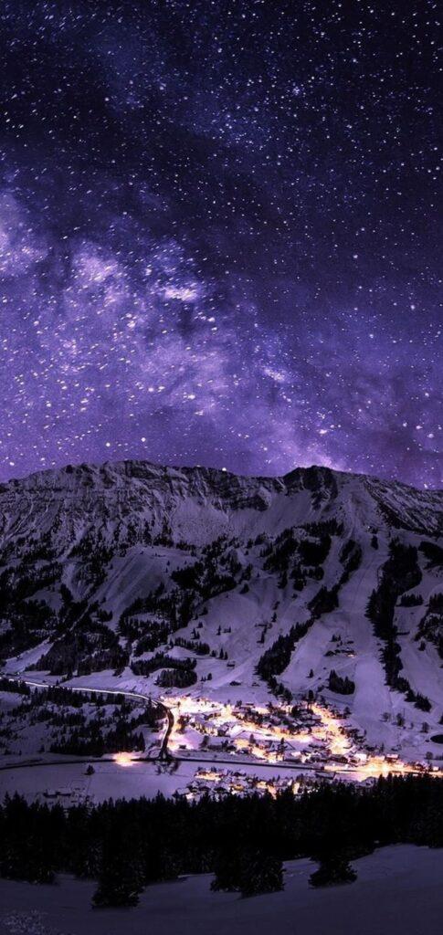 Galaxy Background Download