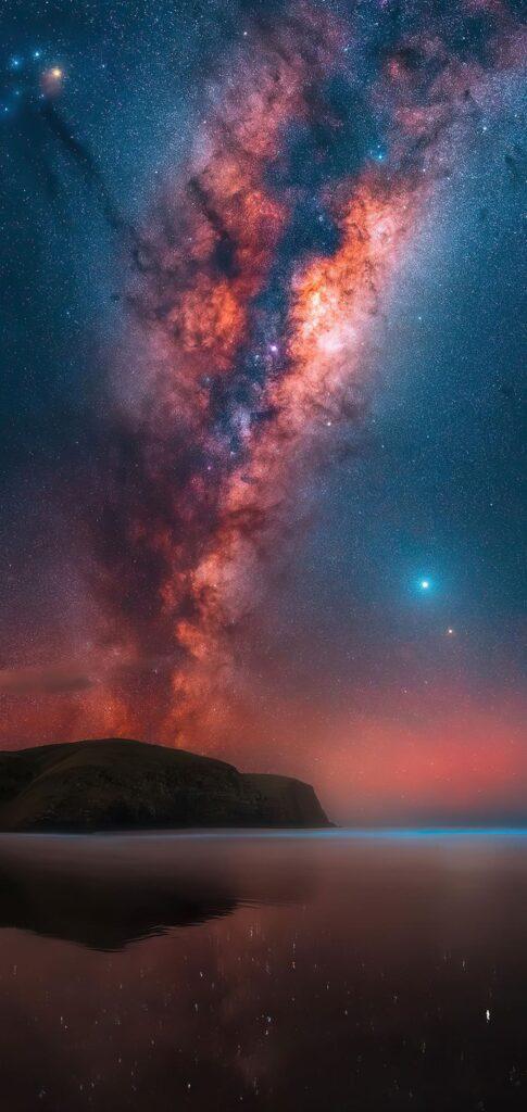 Galaxy Background Full Hd