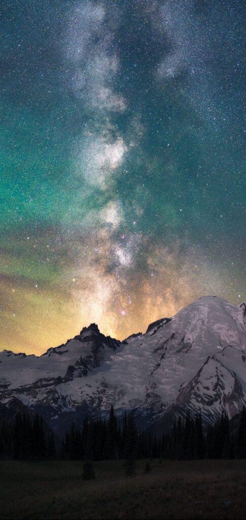 galaxy hd photo