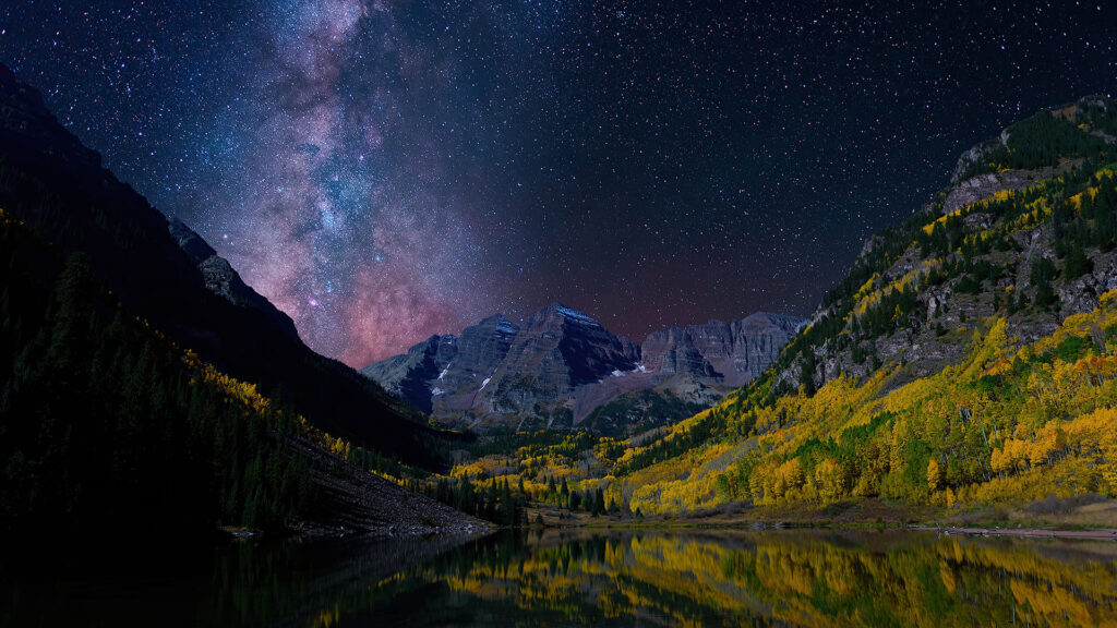 Galaxy Laptop Wallpapers