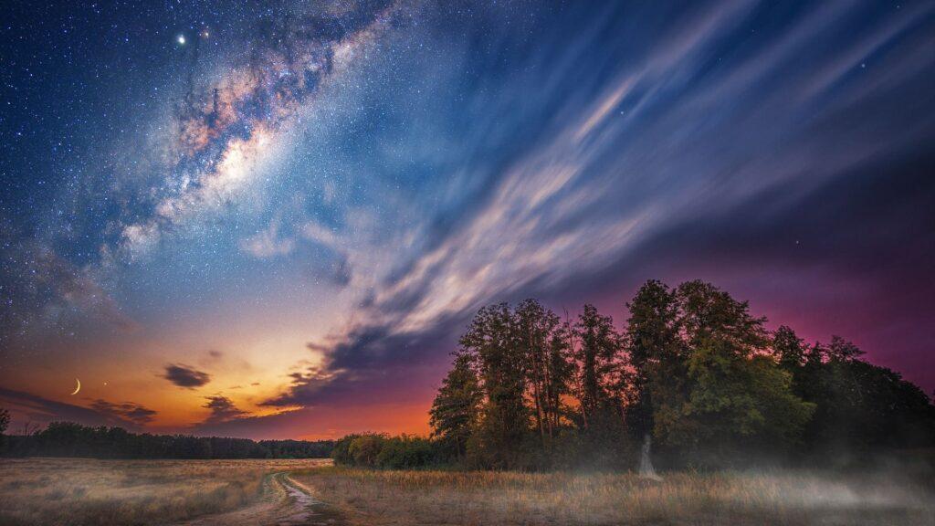 Galaxy Pc Background