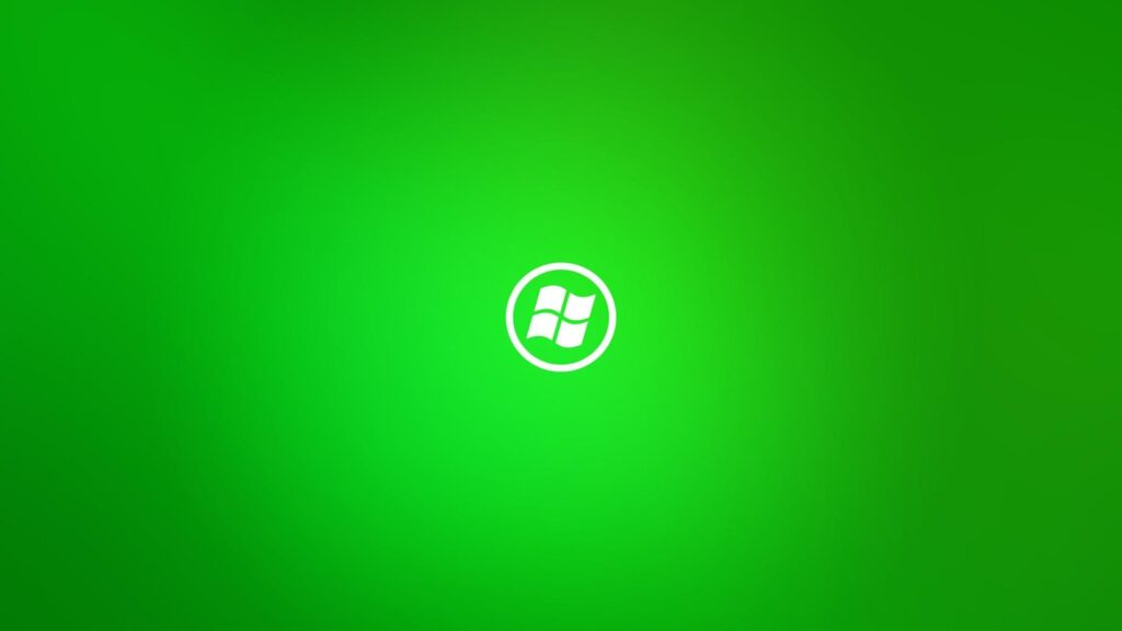 green background for laptop