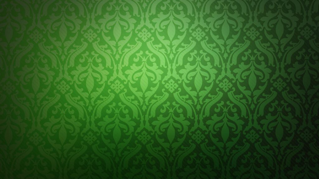 Green Background For Pc
