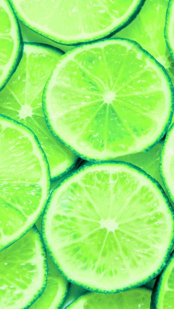 green wallpaper 4k