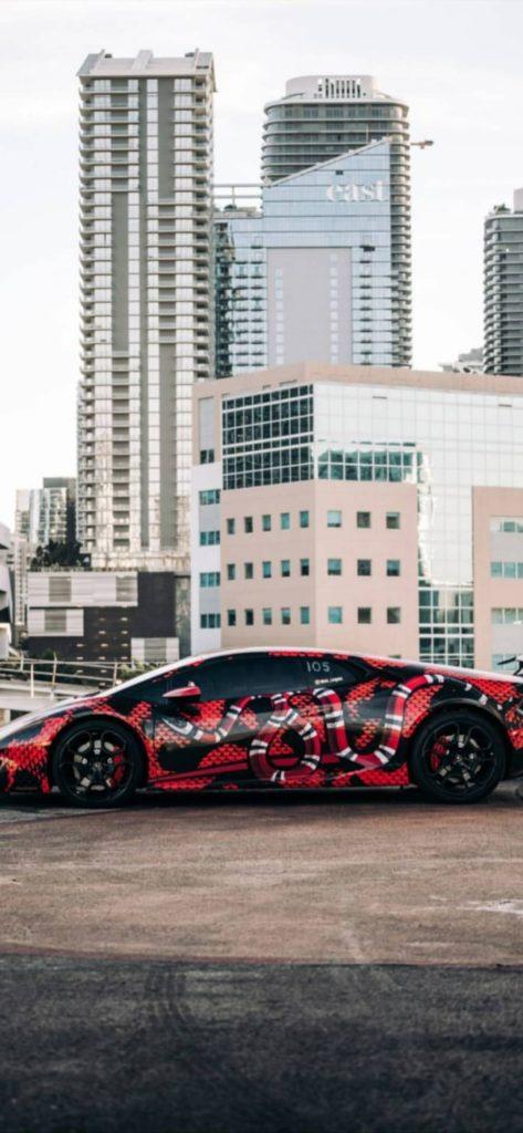 Gucci Car Wallpaper