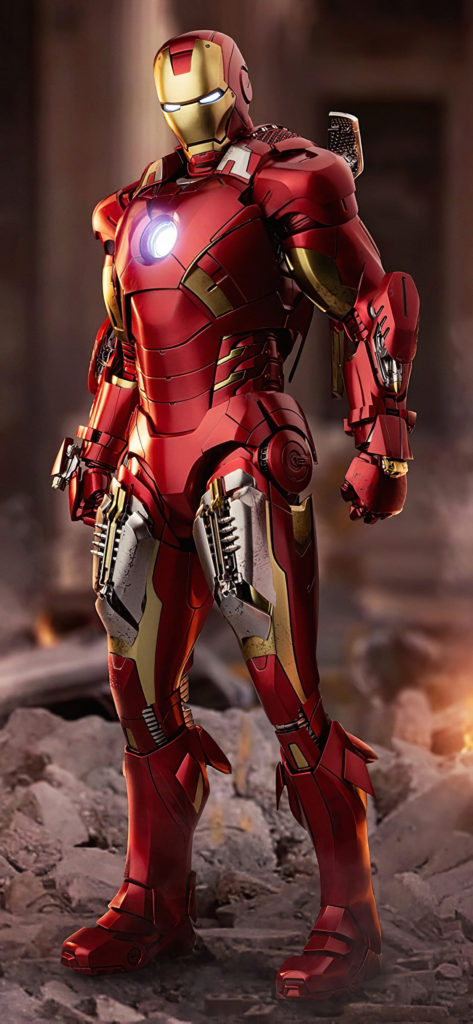 Iron Man Background