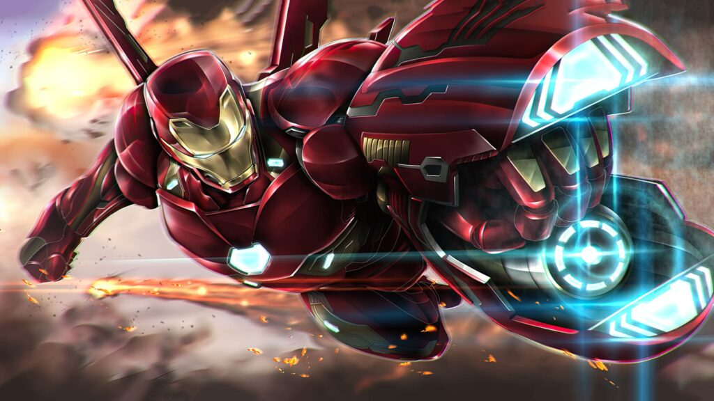Iron Man Computer Wallpaper Hd