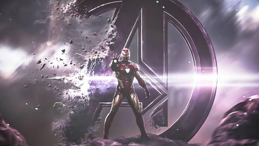 Iron Man Dektop Wallpapers