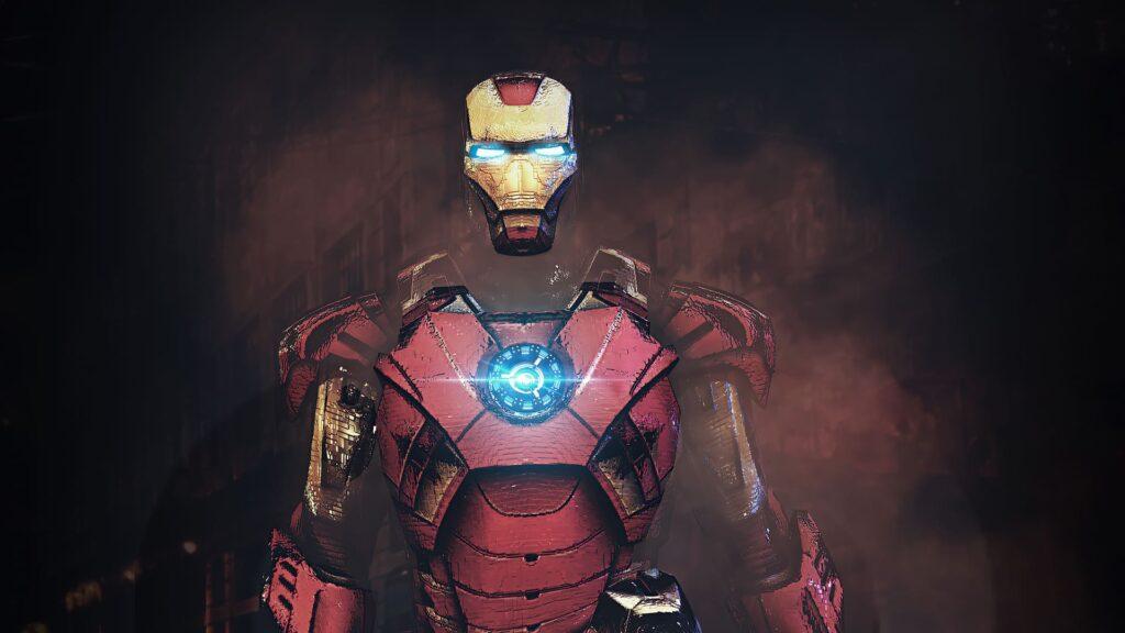 Iron Man Desktop Wallpaper Hd