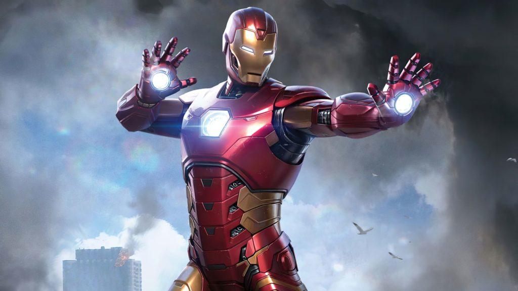 Iron Man Laptop Wallpaper