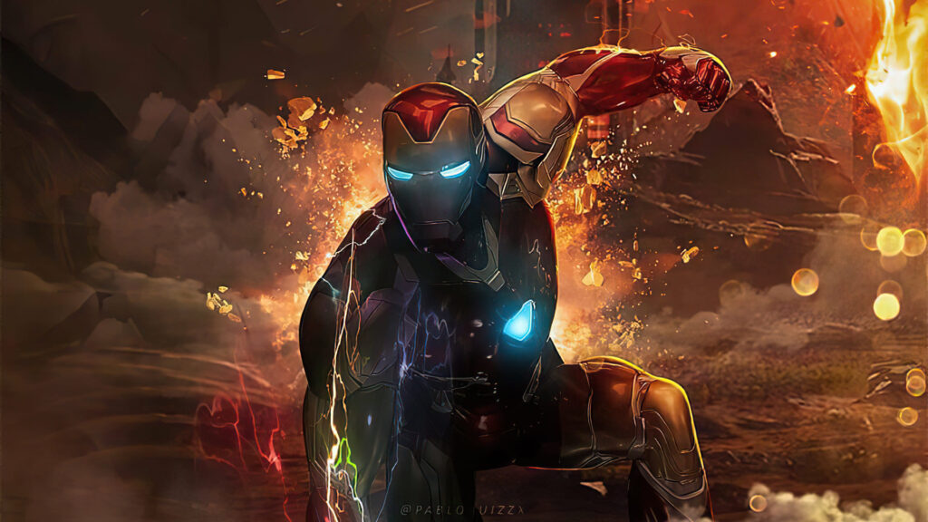 Iron Man Laptop Wallpaper Hd